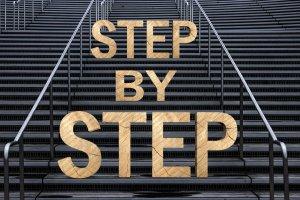 La vente c'est un processus, des étapes