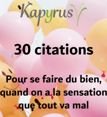 Couverture Book 30 citations pour se faire du bien compressed